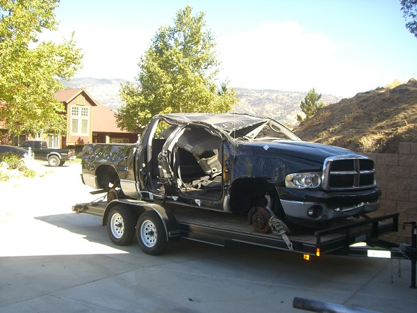 2003 Dodge Ram Salvage