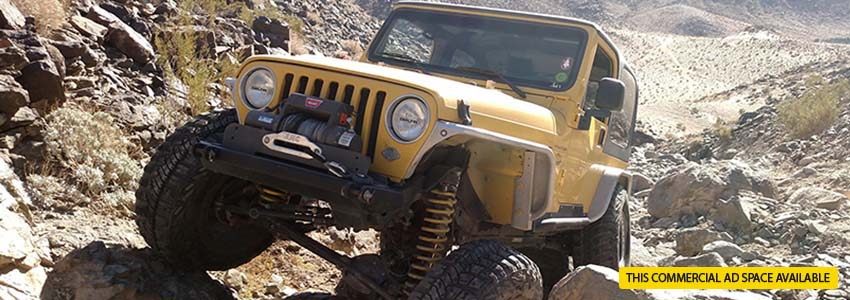Off Road Jeep TJ