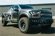 2017 Ford Raptor with lots of upgrades 4X,XXX miles