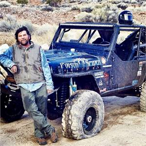 "Mountain Man Motorsports  Mike ""Grizz"" Ortega"
