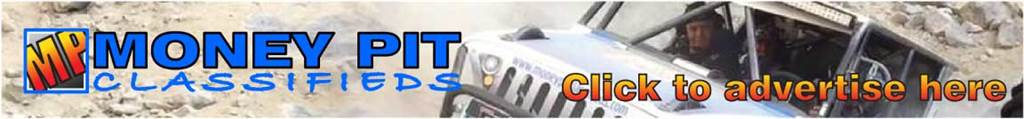 Click here to contact Money Pit Classifieds for advertising opertunities.