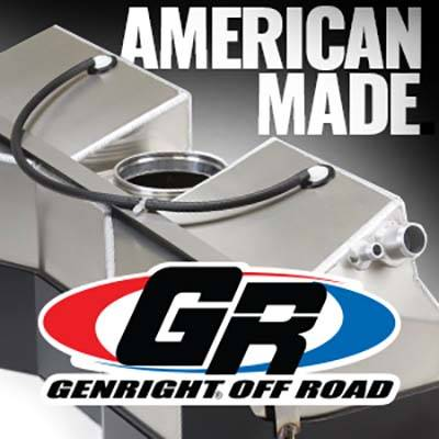 Click here to contact GenRight Off Road.