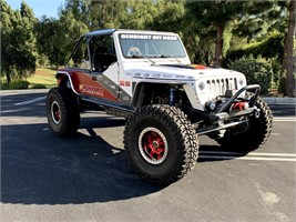 Money Pit Jeep LJ Rock Crawler Build